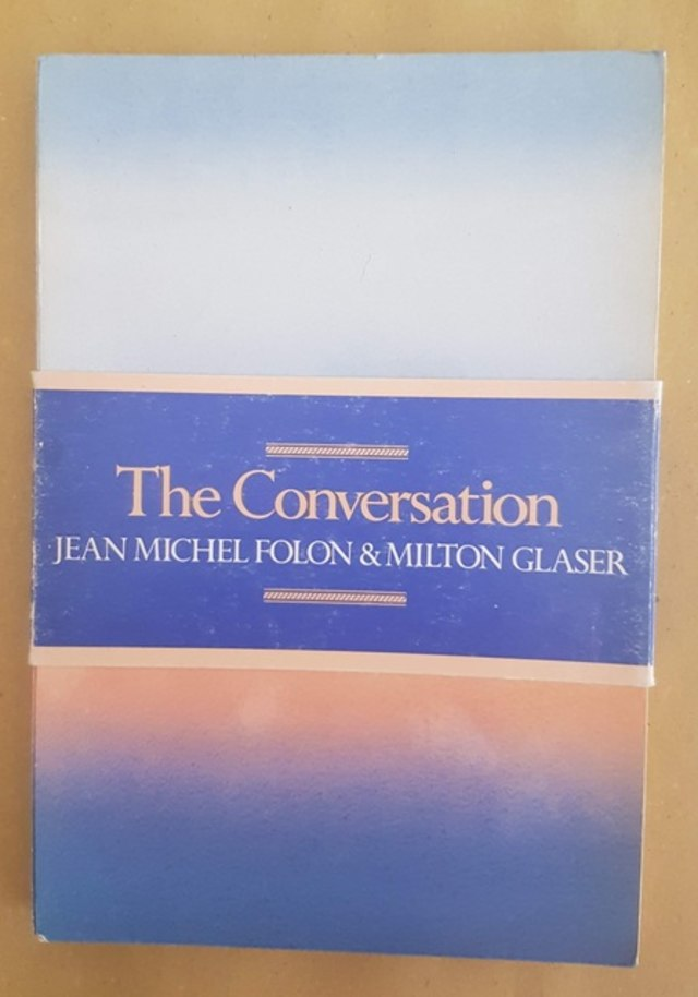 cover The conversation