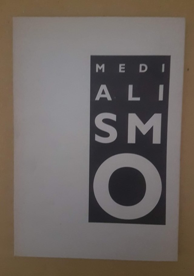 cover Medialismo