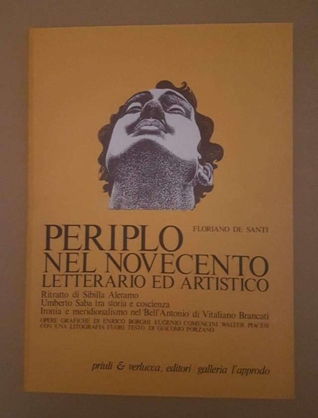 cover Periplo nel Novecento letterario ed artistico