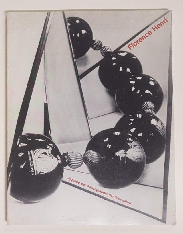 cover Aspekte der Photographie der 20er Jahre