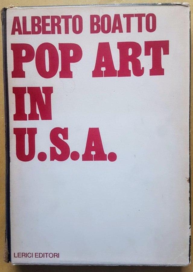 cover Pop Art in U.S.A.