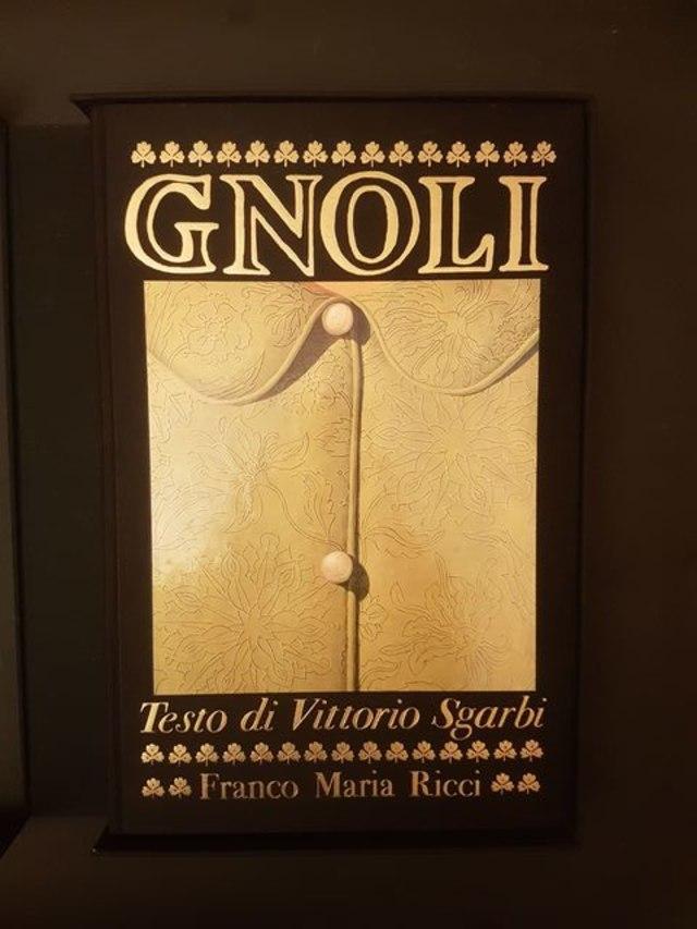 cover Gnoli, Franco Maria Ricci