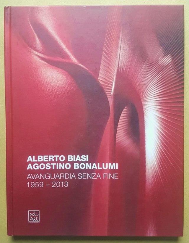 cover Avanguardia senza fine 1959-2013
