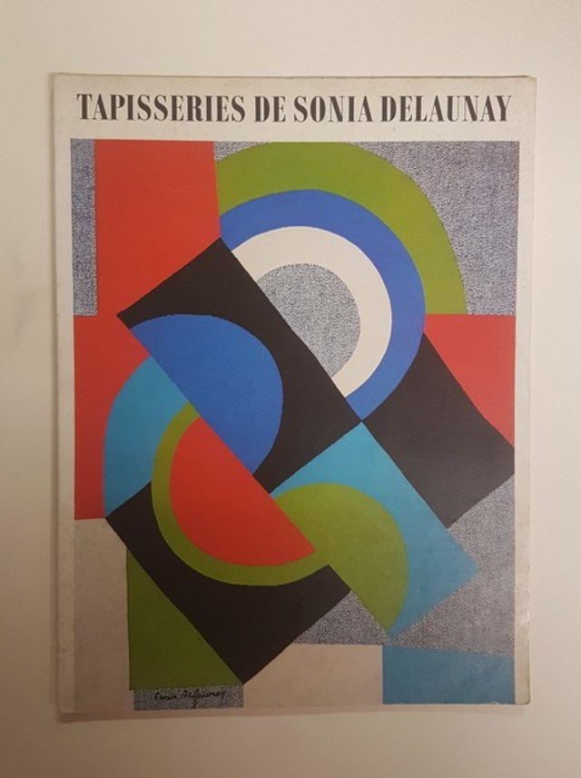 cover Tapisseries de Sonia Delaunay