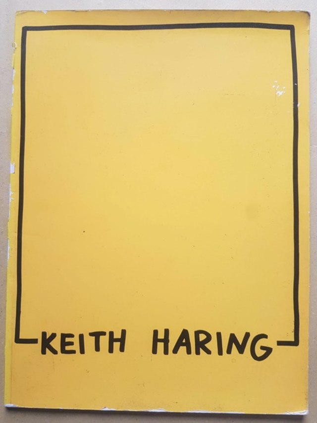 cover Keith Haring 1983