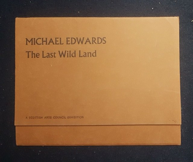 cover Michael Edwards, The last wild land