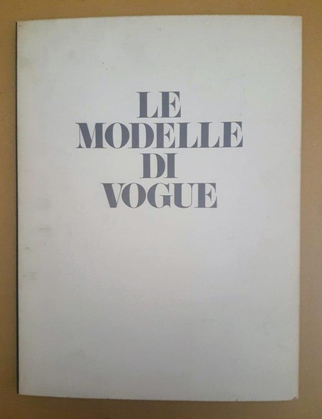 cover Le modelle di Vogue