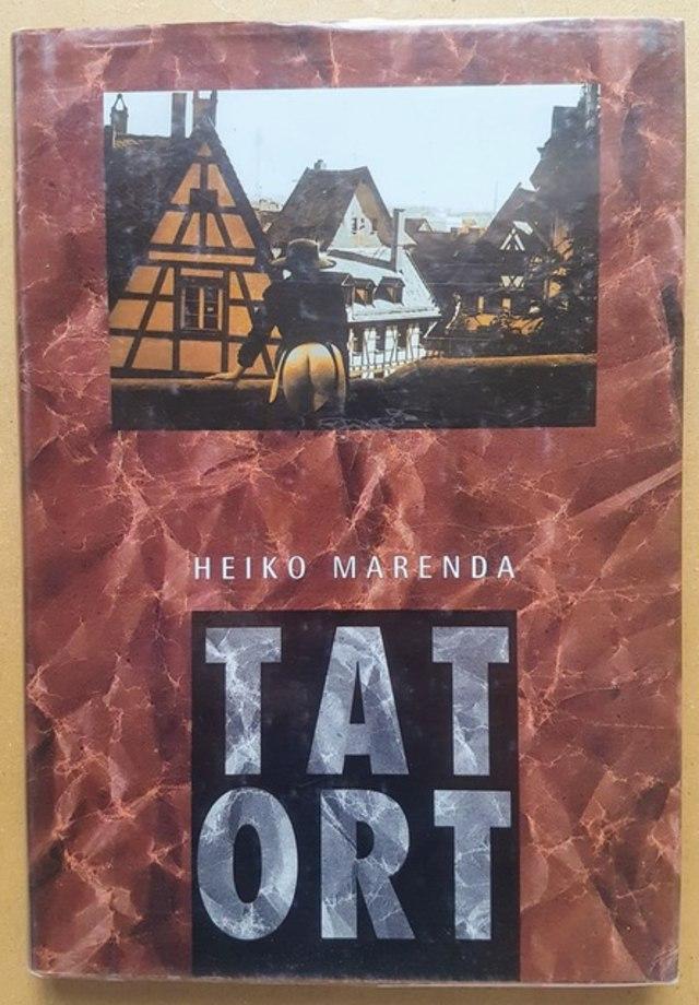 cover Tatort, ein erotische Reise durch Mittelfranken