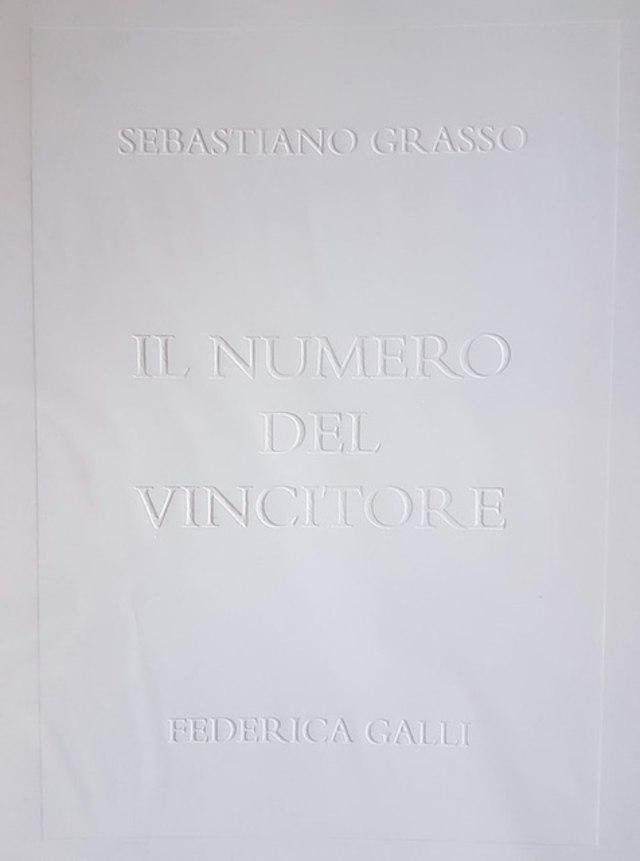 cover Il numero del vincitore