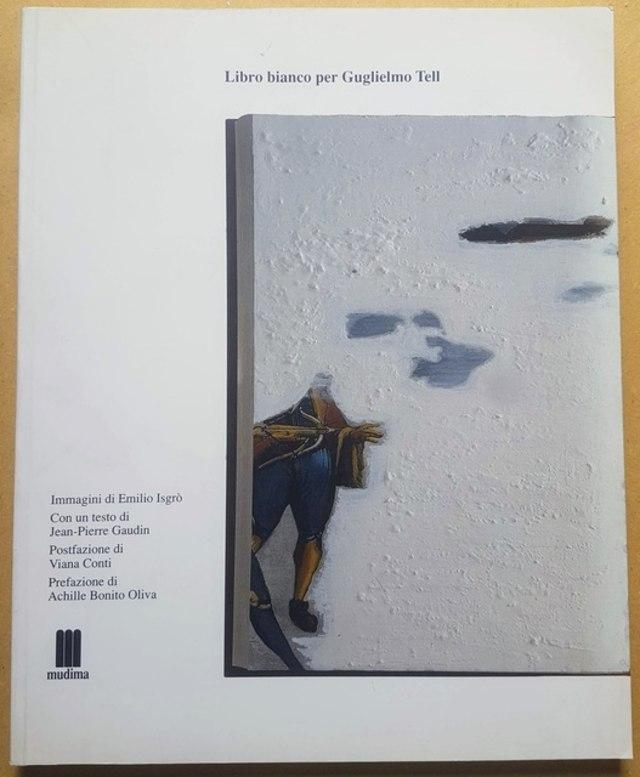 cover Libro bianco per Guglielmo Tell