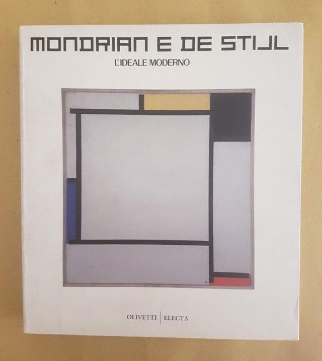 cover Mondrian e De Stijl, L' ideale moderno