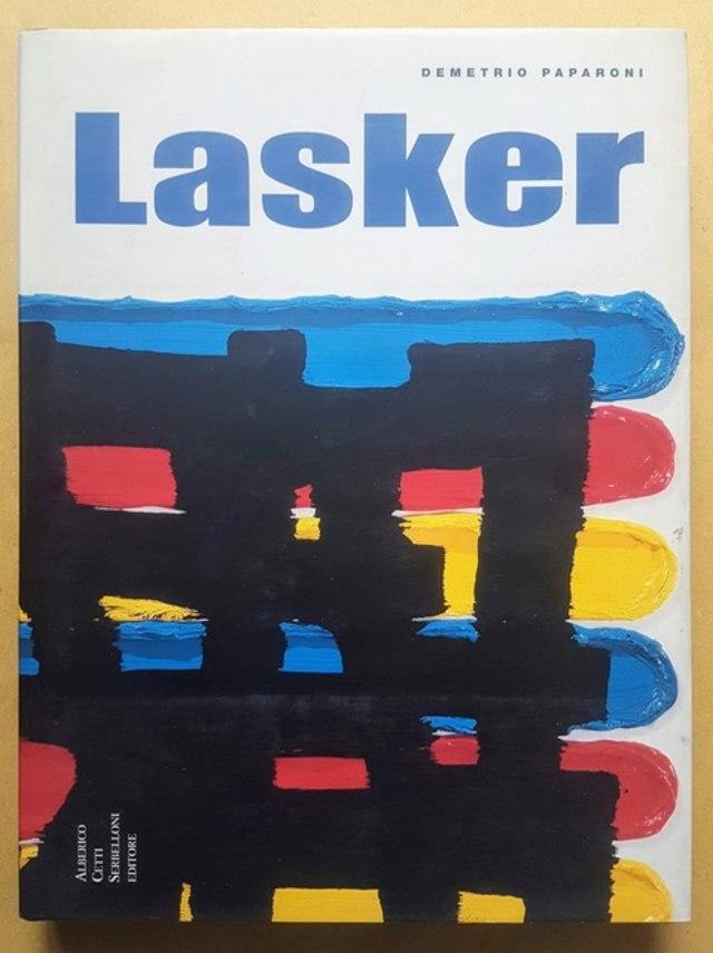 cover Lasker. Paintings 1977-2001