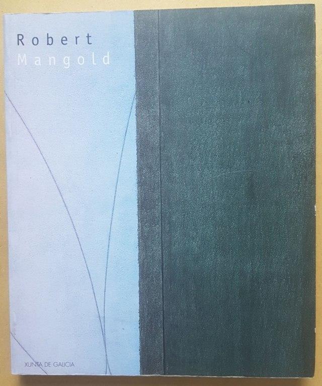 cover Robert Mangold