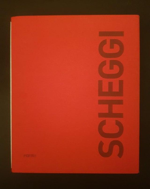 cover Scheggi - Volume antologico + 1966 la Biennale di Venezia/Art Basel 2015