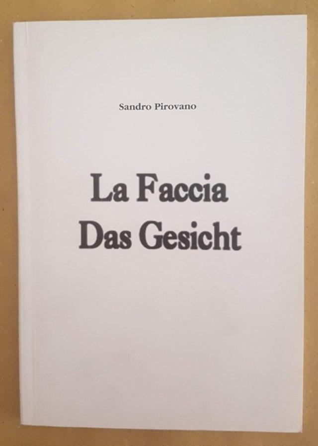 cover La faccia/Das gesicht