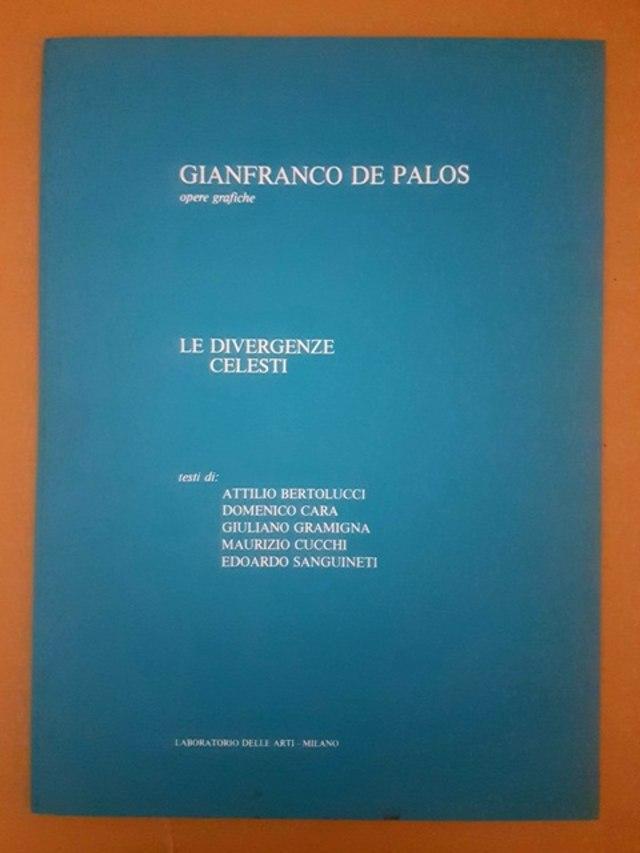 cover Le divergenze celesti, Opere grafiche