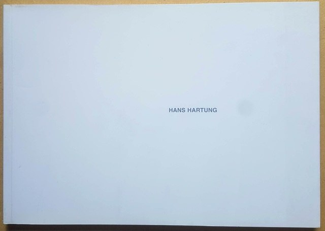 cover Hans Hartung