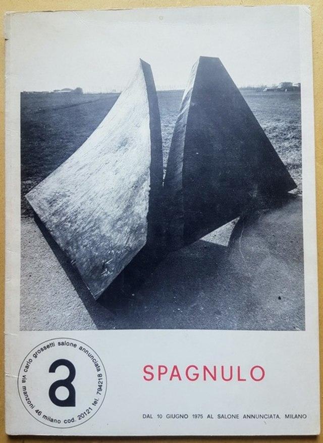 cover Spagnulo e la pratica sociale della scultura