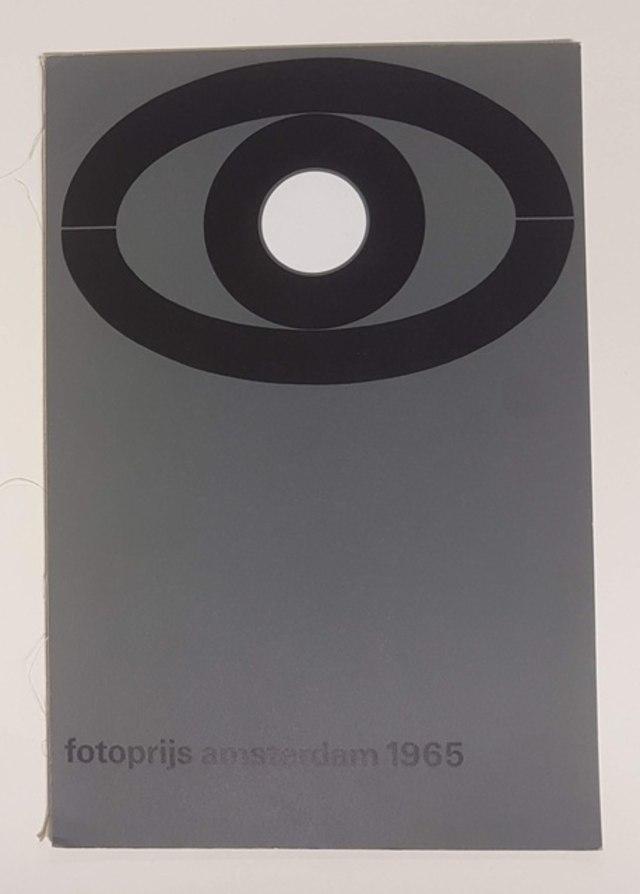 cover Fotoprijs Amsterdam 1965
