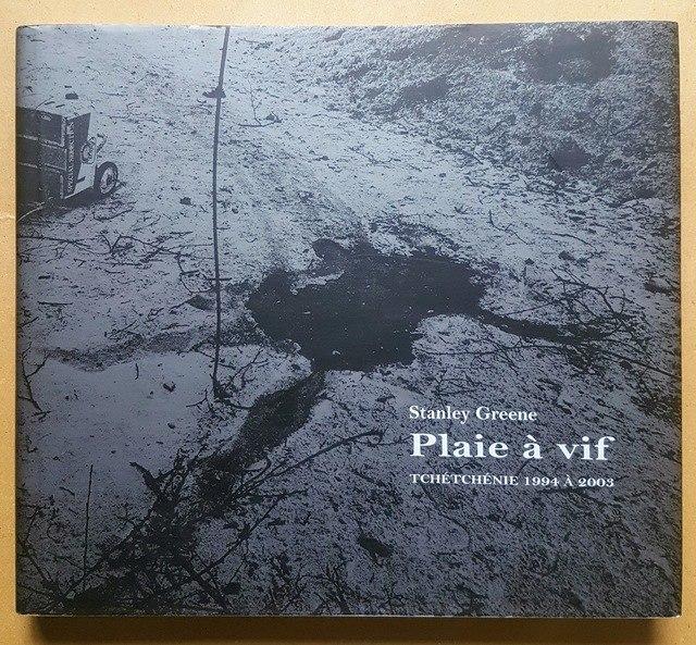 cover Plaie à vif, Tchétchénie 1994 a 2003
