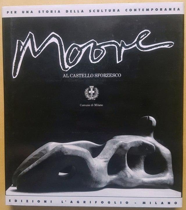 cover Henry Moore al Castello Sforzesco