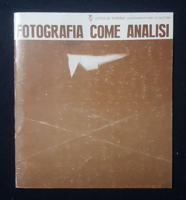 cover Fotografia come analisi