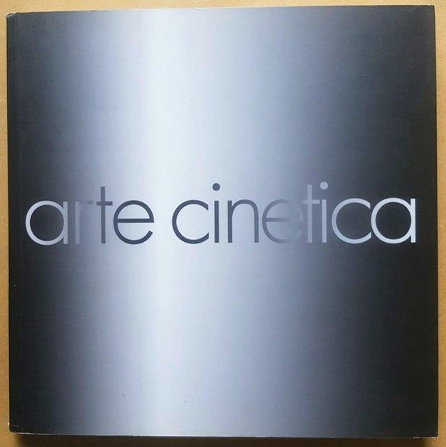 cover Arte cinetica