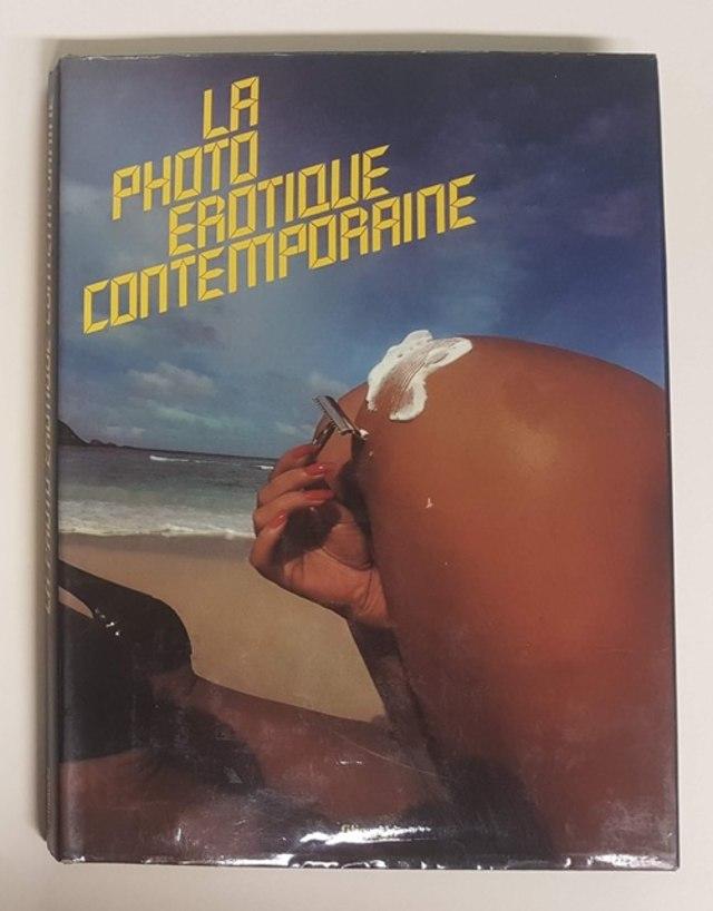 cover La photo erotique contemporaine