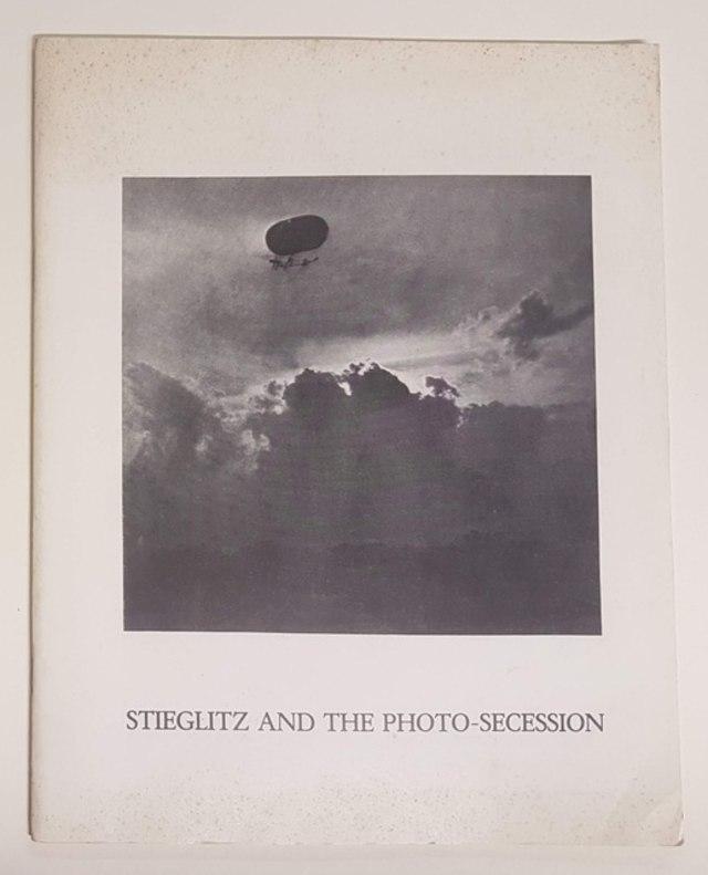 cover Stieglitz and the photo-secession