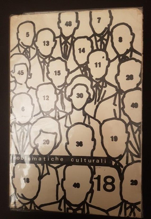 cover Gruppo 18 Problematiche Culturali