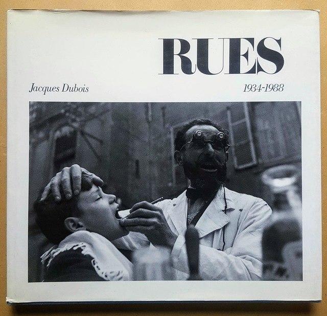 cover Rues 1934-1988