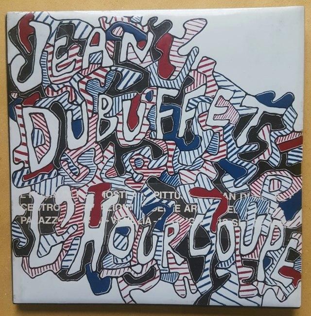 cover l'Hourlope de Jean Dubuffet