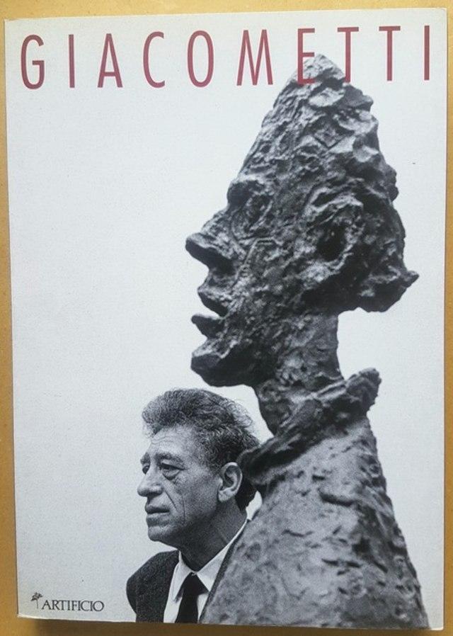 cover Giacometti - Sculture, Dpinti, Disegni